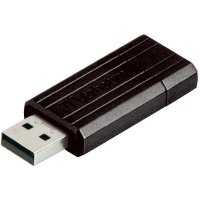 Flash disk Verbatim Pin Stripe64 GB, USB 2.0