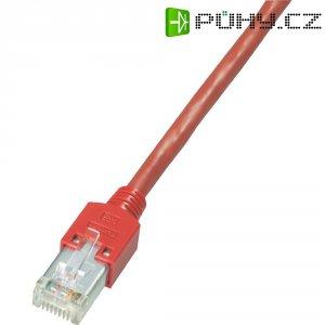 Patch kabel CAT 5 S/UTP červený 3 m