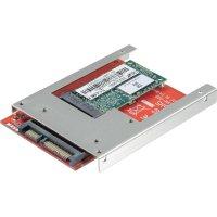 Konvertor SATA/Mini SATA (Mini-SSD) 6,4cm (2,5\'\')