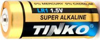 Baterie LR1 1,5V alkalická TINKO, MJ=1ks