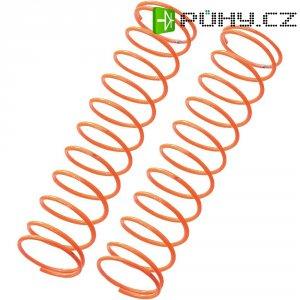 Pružina tlumiče Reely Soft, 72,5 x 1,1 mm, oranžová, 1:10, 2 ks (VB11204R)
