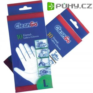 Jednorázové rukavice, velikost L