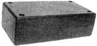Krabička plastová KP21 120x70x46mm černá