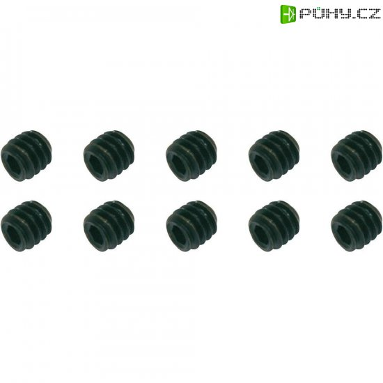 Závitový kolík GAUI M3x3, 10 ks (208865) - Kliknutím na obrázek zavřete