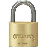 Visací zámek Stanley Solid Brass, 40 mm, standard (81103371401)