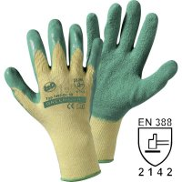 Leipold + Döhle 1492SB Rukavice Green Grip Rukavice slatexovou vrstvou Velikost 8