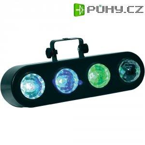LED efektový reflektor Eurolite LED CPE-4, 51918533, 12 W, multicolour