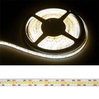 LED pásek 3528 240LED/m IP68 19.2W/m bílá teplá (1ks=cívka 5m) voděodolný