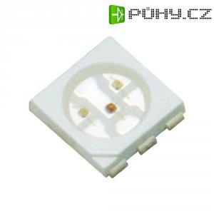 SMD LED, 61000331, 20 mA, 1,8 V, 120 °, 720 mcd, RGB, 5050