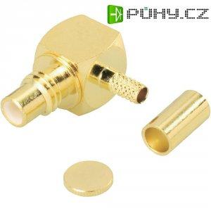 SMC kabelový adaptér BKL Electronic, 414040, 75 Ω, úhlový