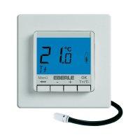 Pokojový termostat pod omítku Eberle FITNP-3L, 10 až 40 °C, bílá