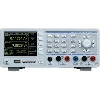 Stolní multimetr Hameg HMC8012, ethernet/USB rozhraní, funkce dataloggeru
