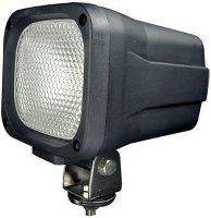 Pracovní světlo HID-xenon 120x120mm, 10-30V/55W, rozptylné