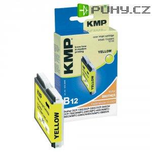 Toner inject KMP B12 = BROTHER LC-1000Y žlutá