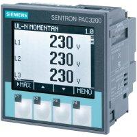 Multifunkční panelové měřidlo Siemens SENTRON PAC3200