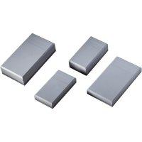 Stolní pouzdro polystyrolové Bopla ELEGANTGEH. EG 2030, (d x š x v) 200 x 112 x 30 mm, šedá (EG 2030)