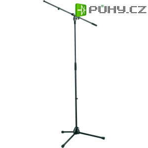 Stativ na mikrofon K&M 21020-300-55, černá