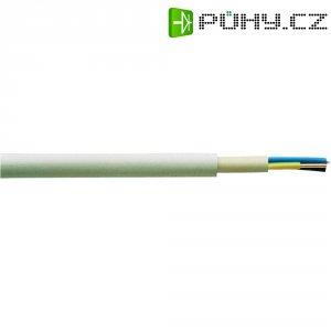 Kabel Faber Kabel NYM-J (020011), 4 x 1,5 mm², šedá, 50 m
