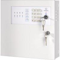 Renkforce alarmová centrála MAC-608 MAC-608 Počet a druh programovacích bezp. zón 8 programovacích okruhů s kabelovým propojením se senzory