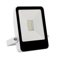 LED venkovní reflektor STYLE, 20W, 1400lm, 4000K, bílá WM-20W-H