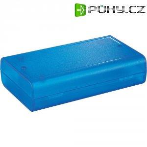 Univerzální pouzdro Strapubox 2515BL, 124 x 72 x 30 , plast, modrá