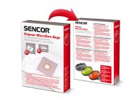 Sáček SENCOR SVC 820BK/825GR Micro 5ks do vysavače