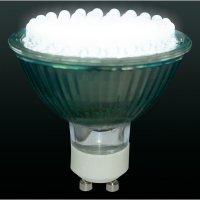 LED žárovka, 8632c31b, GU10, 1,8 W, 230 V, 54 mm