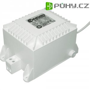 Transformátor, 230 V ⇔ 11,5 V/AC, 105 W, bílá