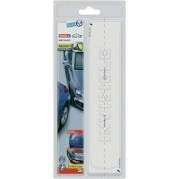 Ochranná fólie proti poškrábání, přední a zadní část auta