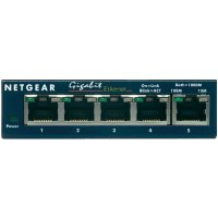 Switch Netgear Gigabit GS105, 5-portový