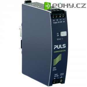 DC/DC měnič Puls Dimension CD5.242, 24 V/DC, 5 A, 120 W