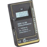Přesný digitální manometr, Greisinger GDH 14 AN, 102000