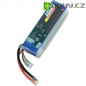 Conrad energy Li-Pol Akumulátor 14.8 V / () Zásuvný systém otevřené kabelové koncovky / XH