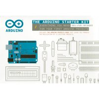 Učební sada Arduino - pouze v Anglickém jazyce