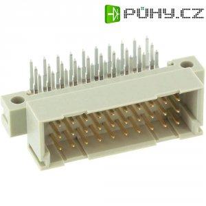 Měřicí lišta typ C/3 ERNI 254325, úhlová měřící lišta, 2,54 mm