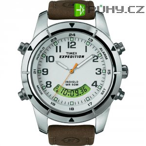 Ručičkové náramkové hodinky Timex Expedition Metal Combo, T49828