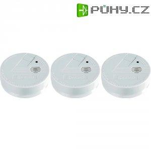 Sada detektorů kouře, CO-100VDS, 9 V/DC, 3 ks