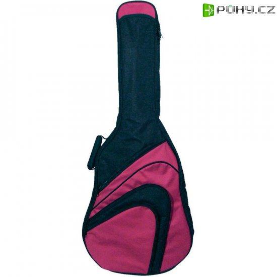 Pouzdro na westernovou kytaru Gig Bag GB 350, červená - Kliknutím na obrázek zavřete