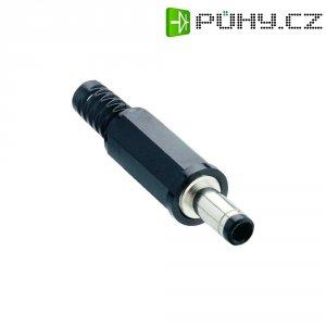 Napájecí konektor Lumberg 1636 02, zástrčka rovná, 4,0/4/1,7 mm