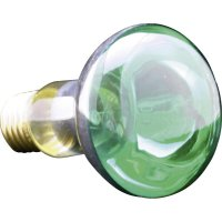 Žárovka, 40R63/G/E27, 40 W, E27, zelená