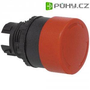 Nouzové tlačítko BACO L22EL10 (BAL22EL10), 22,3 mm, červená