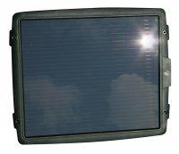 Nabíječka pro autobaterie 12V/4.8W solární HQ SOL-CHARGE02