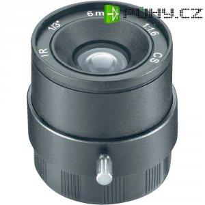 Objektiv Sygonix, 43191X, 6 mm