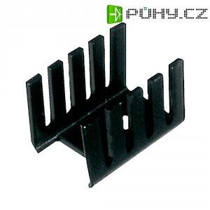 Zásuvný chladič Assmann WSW V7236B1 pro TO 220, 19,05 x 13.21 x 9,53 mm, 24 K/W