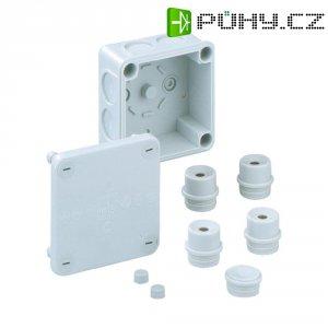 Propojovací krabice Spelsberg 40490701, IP54, 4 mm2, šedá