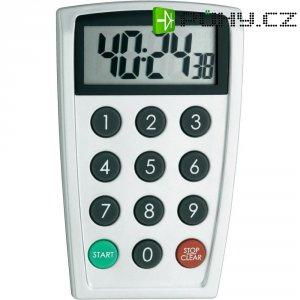 Digitální časovač TFA, 38.2026, 66 x 108 x 20 mm