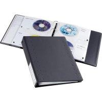 Pořadač na CD/DVD 40 Durable 5227-58 pro 40 CD/DVD, antracitová