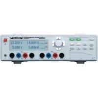 Laboratorní síťový zdroj Hameg HMP2020, 0 - 32 V/DC, 0 - 5 A