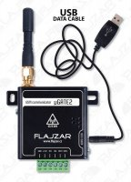 GSM komunikátor,pager-alarm uGATE2 MODUL sestavený