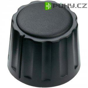 Otočný knoflík Mentor 4332.6000, 6 mm, matně černá